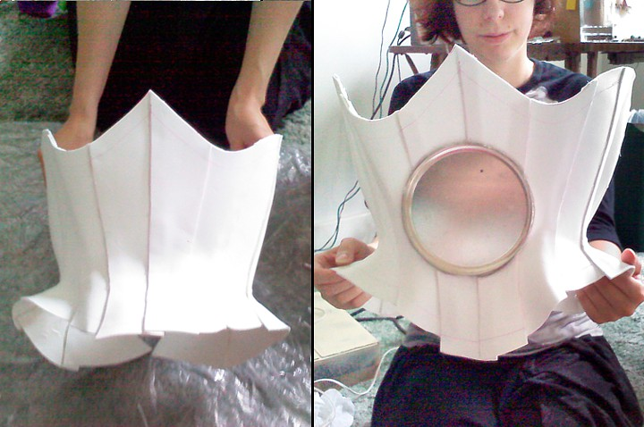craft foam armor tutorial