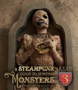 Read Chapter 3. A Mechanical Mummy
