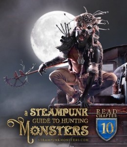 Read Chapter 10, The Werebeast of the Wild West