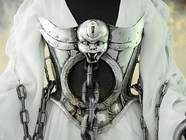 steampunk craft foam armor