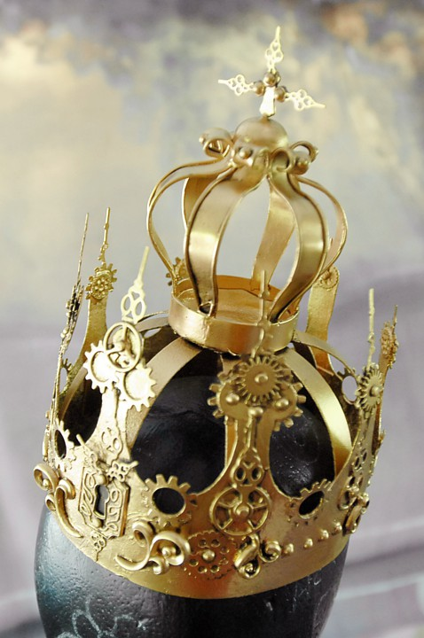 Steampunk Crown